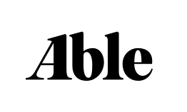 Able logo fewl logo | focused energy client | finance operations consultants
